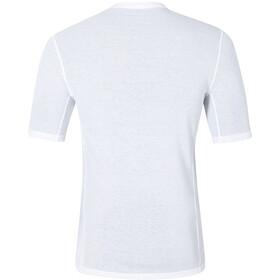 Odlo Warm Shirt S/S Crew Neck Men white